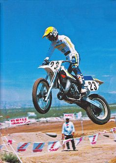 Micky Dymond 1985 | by Tony Blazier