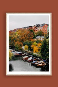 Tambur Gallery | Pålsundet 50x70cm | TAMBURSTORE.SE Stockholm, Fine Art, Diamond, Prints, Painting, Painting Art, Diamonds, Printed, Paintings