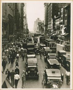 46th & 6th - 1928
