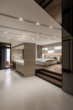 LCGA | TAOYUAN PENTHOUSE by Hey!Cheese, via Behance