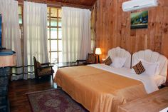 Nicely decorated and maintained rooms...#AppleValleyResortKullu
