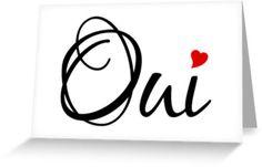 oui   Oui- Yes   French Talk