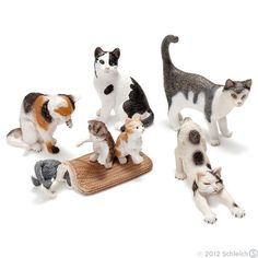 Impartial Schleich Sea Lion Cub Action Figures Toys & Hobbies