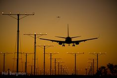 Arriving and Departing, Los Angeles International Airport (LAX)