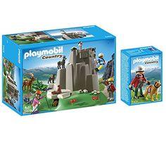 Playmobil - Grand jardin d\'enfants 5024   ana k   Pinterest ...