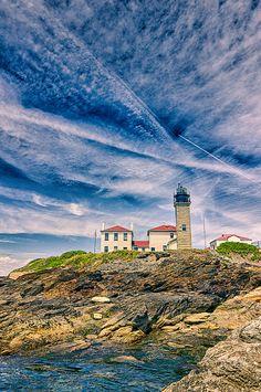 Beavertail State Park, Rhode Island                     #VisitRhodeIsland