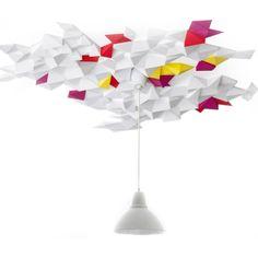 Deckengestaltung zum Selbermachen - das Rhombus System aus Styropor