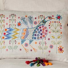Longtail bird - Nancy Nicholson | Nancy Nicholson | stikenstof