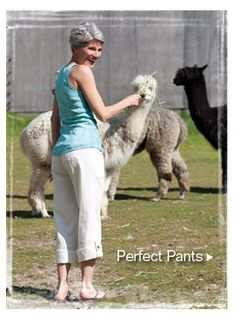 Aventura Perfect Pants! Laid back style...