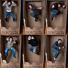 This is a fun and funny photo booth idea. via jerkwithacamera.com