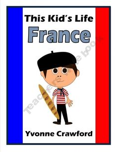This Kid's Life is a booklet that focuses on how a child lives daily life in a different country, compared to how people live in North America. This particular book tracks the life of a boy named Louis who lives in the country of France.