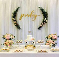 Party Decoration, Birthday Decorations, Baby Shower Decorations, Baby Boy Birthday, Boy Birthday Parties, Engagement Decorations, Wedding Decorations, Boho Baby Shower, Bridal Shower