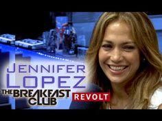 Jennifer Lopez Interview at The Breakfast Club Power 105.1 (6/19/2014)