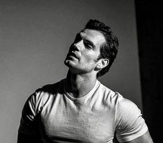 "I know that look very ""intimately"" it's the one I leave Cavill with night after night...lol!! ;)"