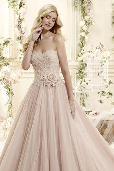 325 USD Nicole Colet Elicia COAB15302PK price wedding dress