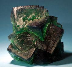 Fluorite Rogerley Mine, County Durham, England