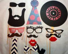 Fiesta de cumpleaños adultos apoyos apoyos por IttyBittyWedding