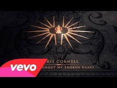 ▶ Chris Cornell - Nearly Forgot My Broken Heart (Lyric Video) - YouTube