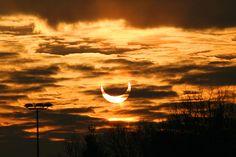 2011 jan 4th partial solar eclipse