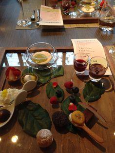 北野ホテルのお茶会ランチ