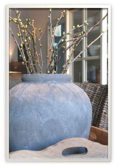 Vensterbank decoratie groot raam google zoeken wat zet for Vensterbanken binnen karwei