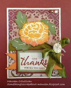 Let's Give 'em Something to Scrap About!: CTMH Fall/Winter Blog Hop-- Huntington