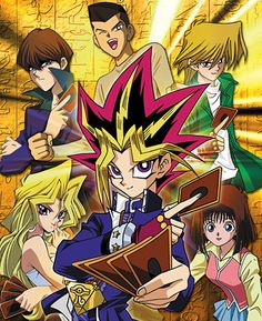 Yugi-oh.  This show was awesome :D
