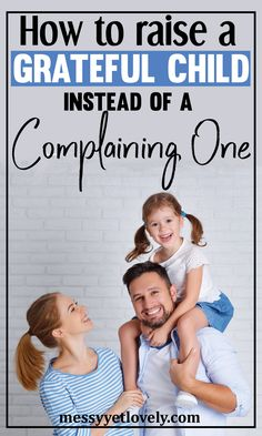 """Do your children complain even after giving them """"everything""""? We may be providing kids with their basic needs, but along with it, teaching gratitude for what they have is also important. Here are 10 ways to raise grateful children. Parenting Toddlers, Kids And Parenting, Parenting Hacks, Autism Parenting, Foster Parenting, Parenting Issues, Parenting Articles, Mindful Parenting, Gentle Parenting"""