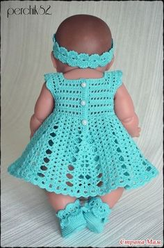 Crochet Doll Dress Crochet Doll Clothes Knitted Dolls Baby Born Clothes Pet Clothes Crochet Boots Baby Girl Crochet Crochet For Kids Baby Dolls Crochet Baby Dress Pattern, Crochet Doll Dress, Baby Dress Patterns, Baby Girl Crochet, Crochet Doll Clothes, Baby Knitting Patterns, Pattern Dress, Baby Sweaters, Little Girl Dresses