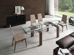 Alfonso Dining Table and Chairs