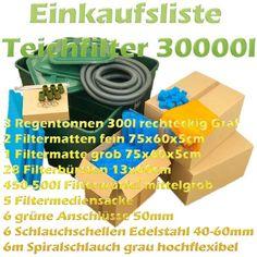 Teichfilter Aufbau und Filtermedien Reihenfolge   Teichfilter Filters, Rain Water Collector, Psychics, Sketches, Tutorials