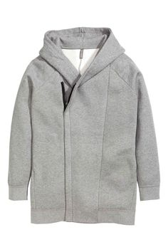 Shop online for hoodies and sweatshirts for men at H&M. Choose from classic black hoodies, printed sweatshirts and zip-up styles. Sweater Jacket, Hooded Jacket, Long Cardigan, Jumper, Printed Sweatshirts, Hooded Sweatshirts, Boy Fashion, Mens Fashion, Fashion Forever