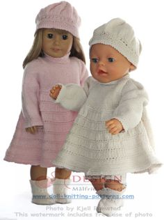 Une magnifique robe de fête pour votre poupée