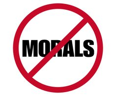 One word to describe Abigail MORALLY - Inept (She has no morals)