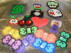 Hama Bead Creations