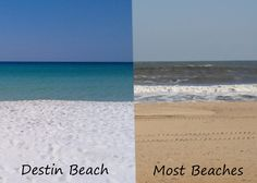 Destin, FL in Destin, FL.  You have not been to a beach until you've been to Destin!!