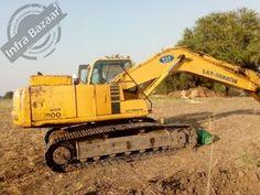 Excavator for Sale - Buy Used L&T 2010 Excavator Online, Product ID: 447870 | Infra Bazaar