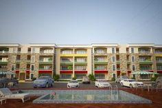 Front View (Pearl Capital, Abuja, Nigeria)