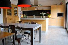 une cuisine.... dans le futur !