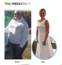 """""""From obese to super-preferred""""  WeightNot Member Message: Eat right and exercise they say, right? Sounds so simple. Then why do so many people struggle? WeightNot has it down to a science. You WILL see results and learn how to eat and see progress. I went from a size 20/22 to a size 8 and I now weigh 158 lbs. for a total of 85 pounds to date with WeightNot. I cannot begin to tell you the blessing this journey has been! Worth. Every. Penny.  Recently, I got a call from my life insurance…"""
