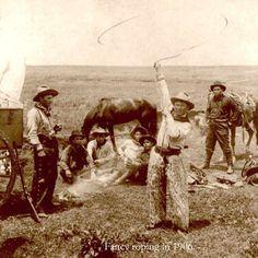 more cowboys and sheep chaps