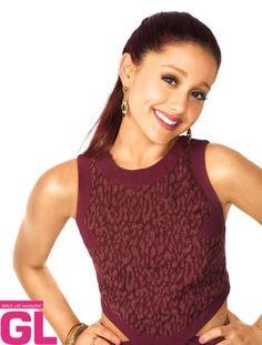 #ArianaGrande rocking a Cameo dress for our Aug/Sept cover #Arianators