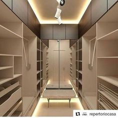 The best of luxury closet design in a selection curated by Boca do Lobo to in. Walk In Closet Design, Bedroom Closet Design, Master Bedroom Closet, Wardrobe Design, Closet Designs, Closet Walk-in, Dressing Room Closet, Dressing Room Design, Dressing Rooms