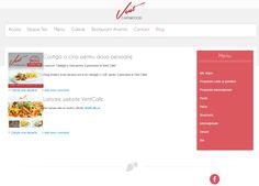 Blog page http://ventcafe.ro/blog