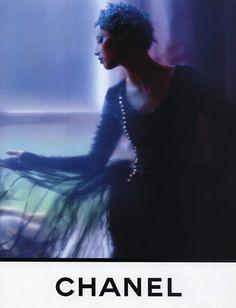 Chanel 1992 Christy Turlington