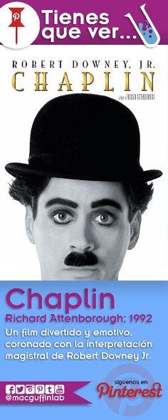 Chaplin 1992 dvd full latino dating