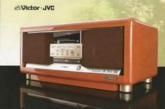 JVC High Grade DVD-MD System
