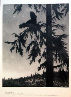 Теодор Киттелсен |  Художественная галерея Thule