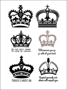 [Belly bling] T.A-008- Crown -Temporary tattoo looks amazing on your body! Its cute and stylish at the same time! A temporary tattoo for any occasion! Look more specific->click!