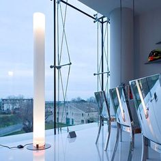 Stylos: Discover the Flos standard lamp model Stylos